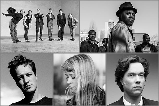 Rufus Wainwright, Marlon Williams, Alice Phoebe Lou, Songhoy Blues & Hildegard Lernt Fliegen