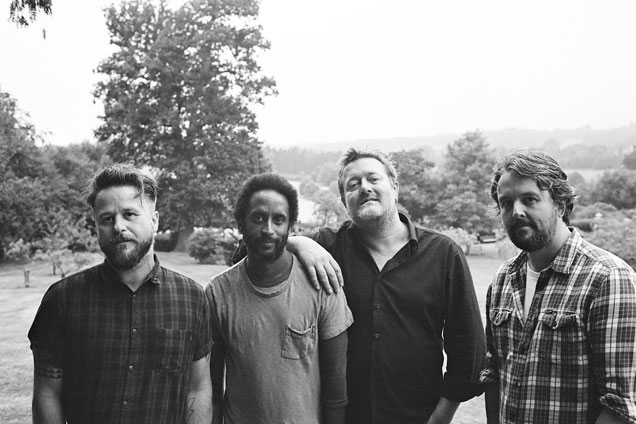 Elbow //   Jordan Prince & Band (Support)
